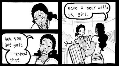 DADDYS GIRL PANEL 2