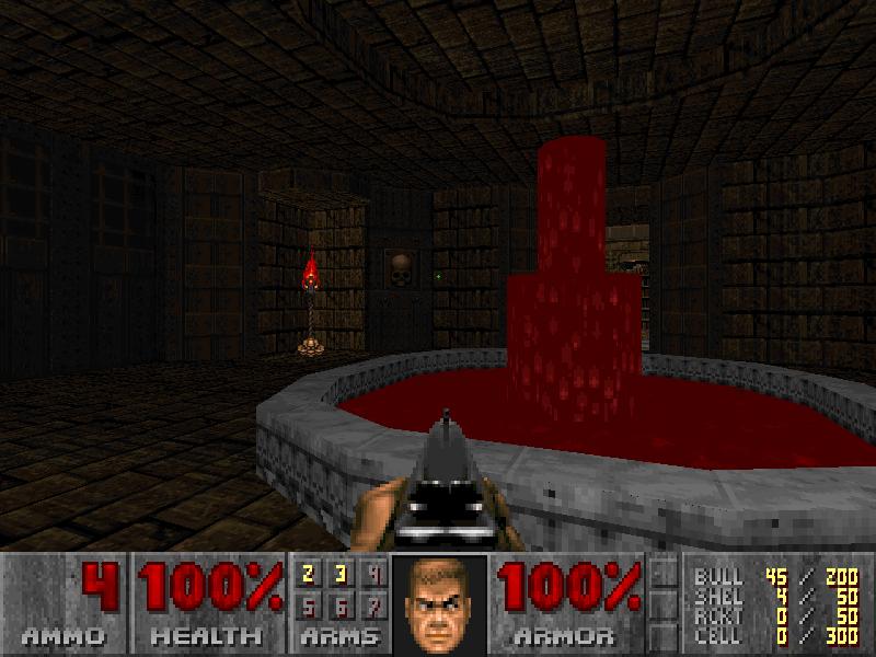 Doom Maps | Mike's Toybox