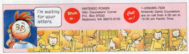 nintendo game counselors