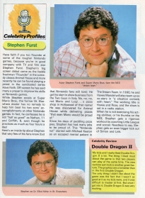 stephen furst article