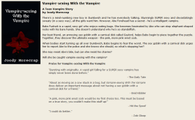 random story gen - vampire