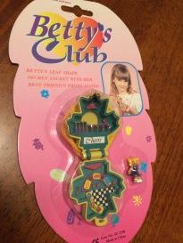 lovely kitty locket card 1