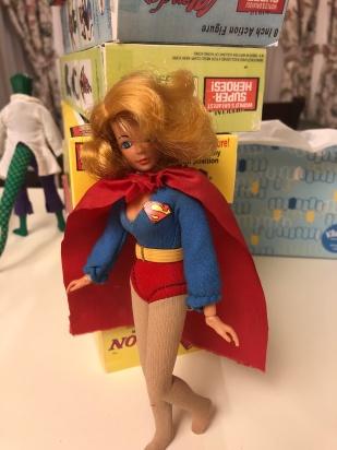 mego supergirl