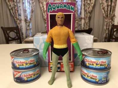 mego aquaman 1