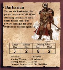 class barbarian