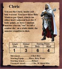 class cleric