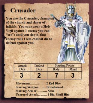class crusader
