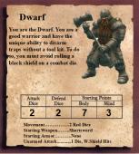 class dwarf
