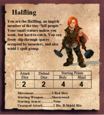 class halfling