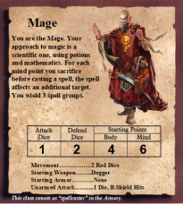 class mage