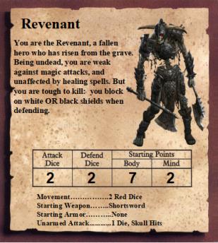 class revenant