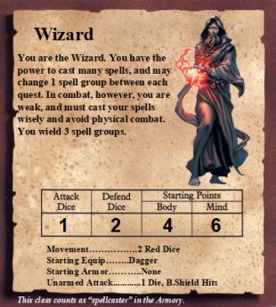 class wizard