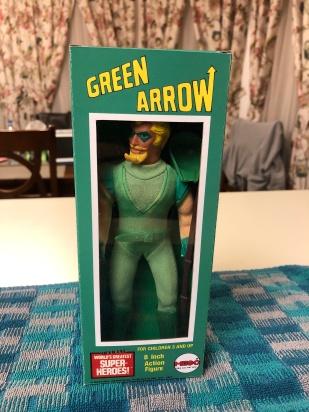 mego arrow 2
